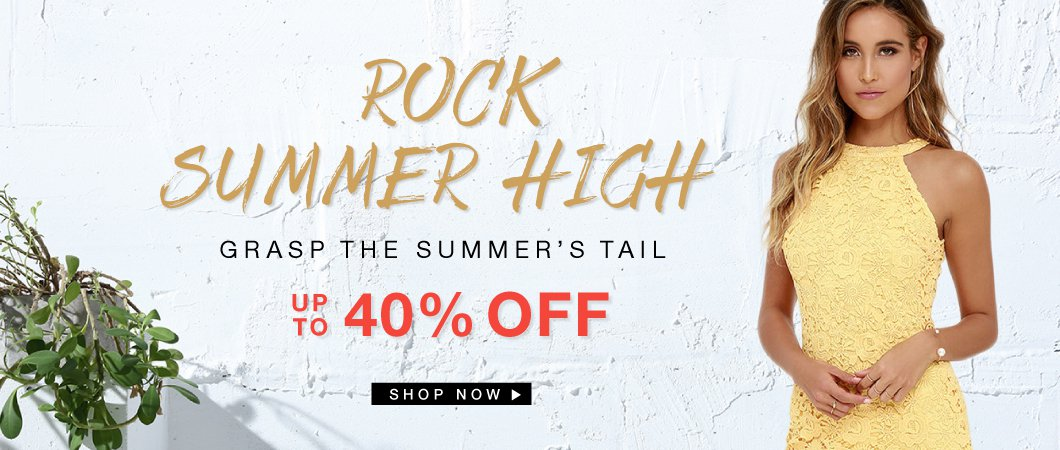 Rock Summer High