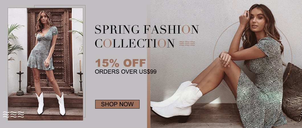 Spring Fashion Collection