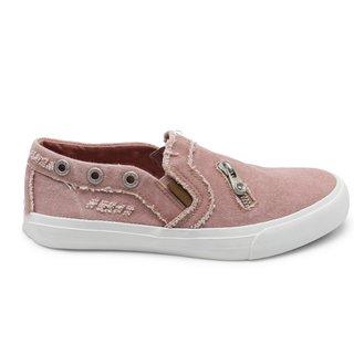 Closed Toe Athletic Flat Heel Sneakers