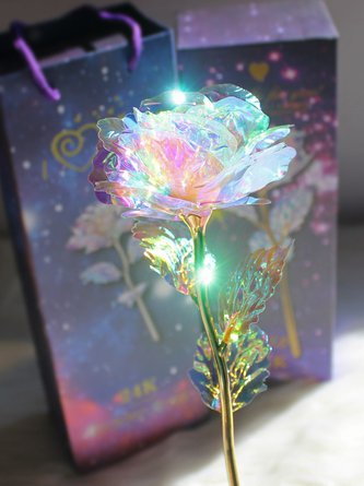 Mother's Day Gifts 24K Galaxy Rose Flower