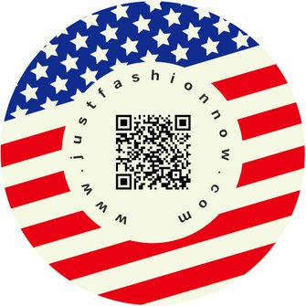 Independence Day Flag Coaster