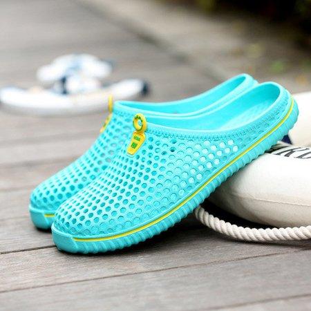 Grande Taille Évider Plage Respirant Chaussures De Sport g9B7Up