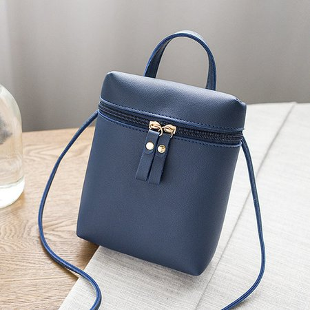 Women Stylish Square Phone Purse Shoulder Crossbody Bags