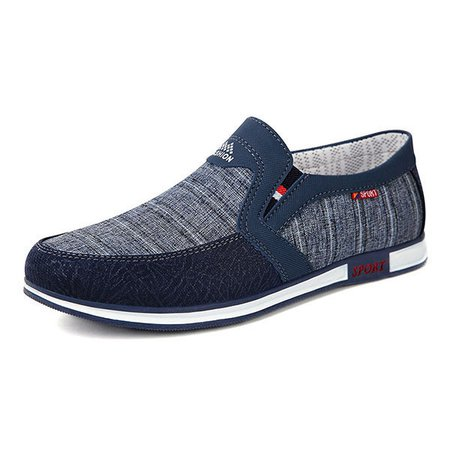 Men Slip Ons Casual Shoes
