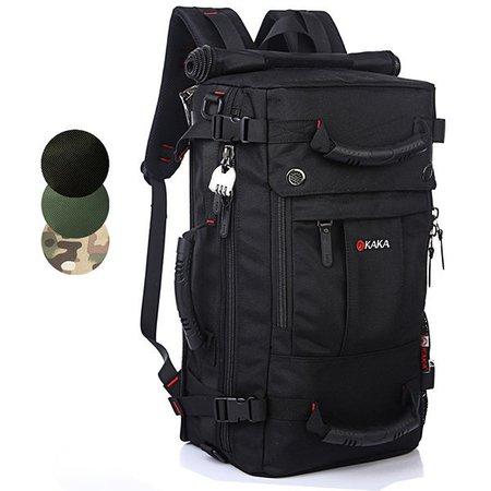 Oxford Backpack Travel Single-shoulder Crosdody Bag Multi-functional Laptop Bag For Men