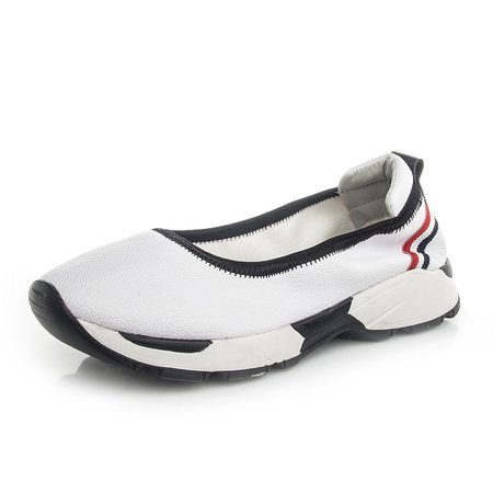 Comfortable PU Casual Driving Flats