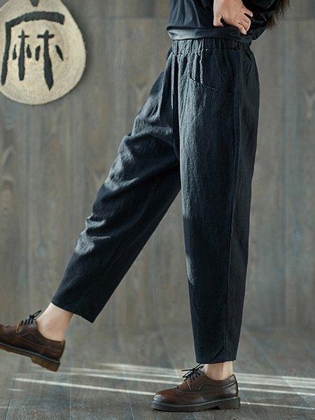 Linen Casual Pocket Pant