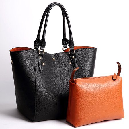 Stylish High Capacity Handbag Shopping Dating Shoulder Bag for Women