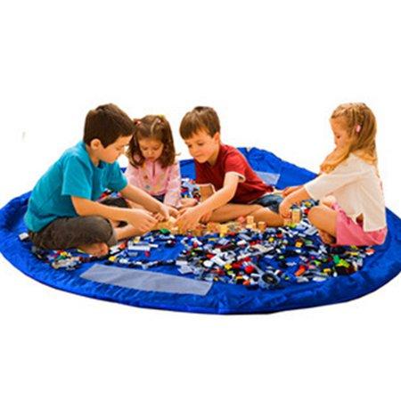 Casual 100cm Diameter Toy Storage Bag For Children