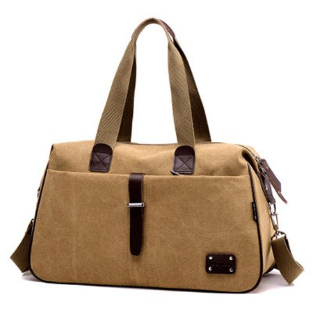 Men Casual High Capacity Multi Pockets Travel Handbag Crossbody Bag