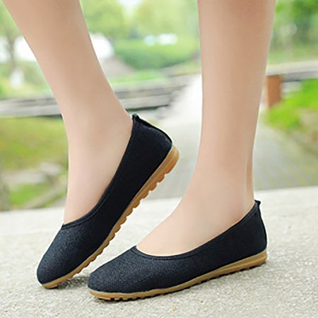 Flat Heel Driving Spring/Fall Loafers