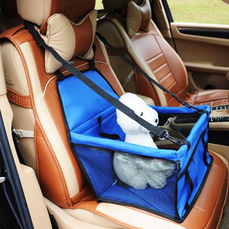 Pet Dog Animal Storage Bag Cover Mat Car Carrier Breathable Travel Pet Seat Bag