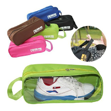Unisex Travel Oxford Waterproof Shoes Storage Bag Multifunctional Bag