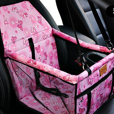 Upgrade Strengthen Animal Storage Bag Car Carrier Breathable Travel Pet Seat Bag