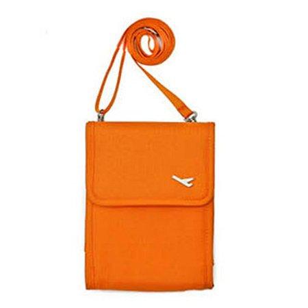 Travel Outdoor Multi-slots Card Holder Portable Phone Purse Crossbody Bag
