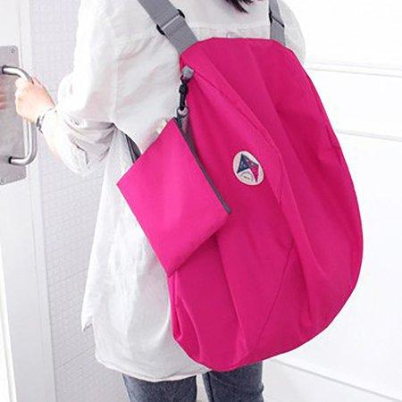 Travel Oxford Folding Lightweight Large Capacity Casual Storage Bag