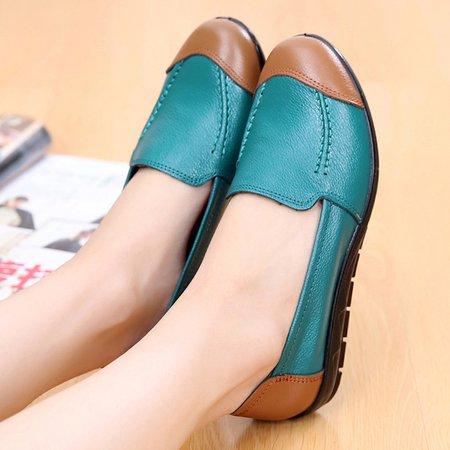 Platform Spring/Fall Loafers