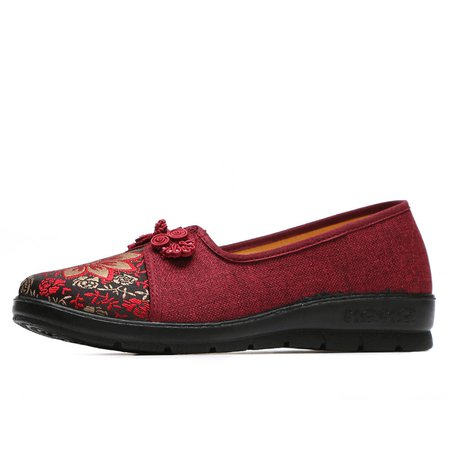 Embroidery Daily Canvas Flats