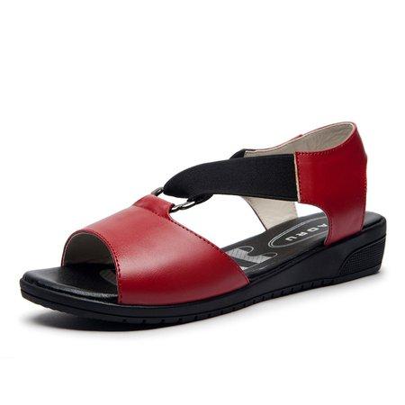 Casual Low Heel Sandals