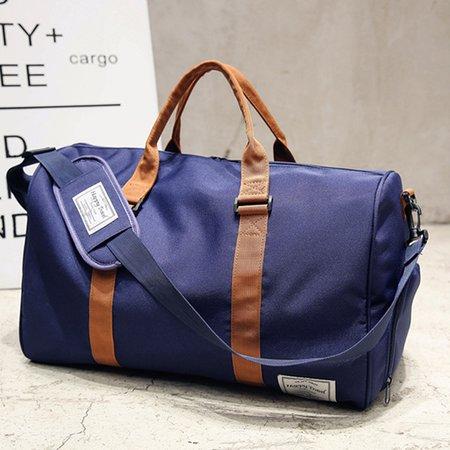 Large Capacity Oxford Travel Handbag Gym Luggage Bag For Men Women