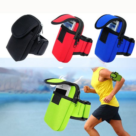 Casual Sports Running 5.5inch Phone Bag Diving Material Storage Arm Bag