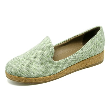 Slip On Canvas Casual Flats