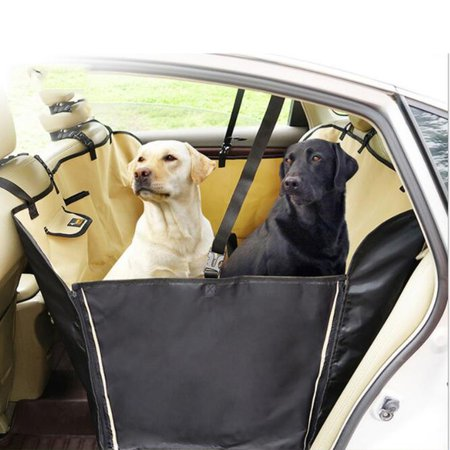 Waterproof Pet Dog Animal Storage Bag Cover Mat Car Carrier Travel Pet Seat Bag