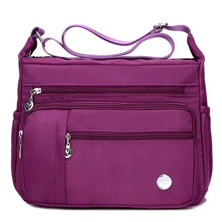 Women Waterproof Light Multi-slots Outdoor Sports Crossbody Bags