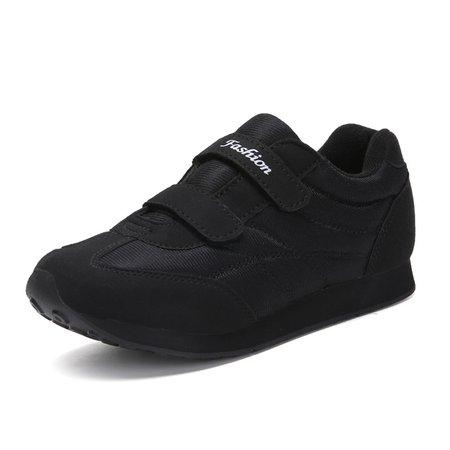 Magic Tape Flat Heel All Season Sneakers