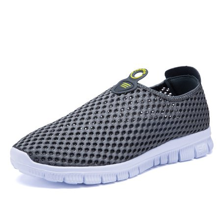 Lightweight Breathable Cloth Casual Flat Heel Shoes