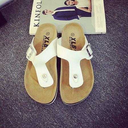 Summer Unisex Flat Heel Casual Slippers Sandals