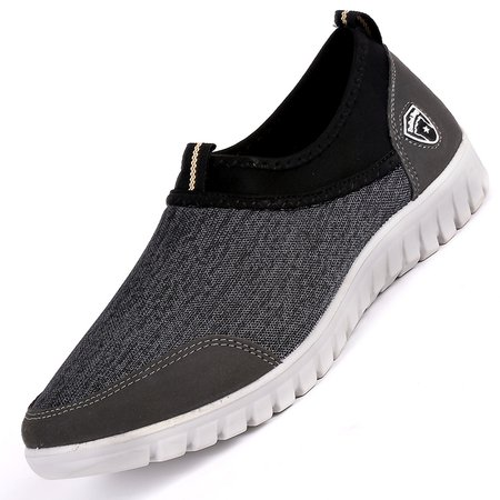 Lightweight Breathable Canvas Spring/Fall Shoes