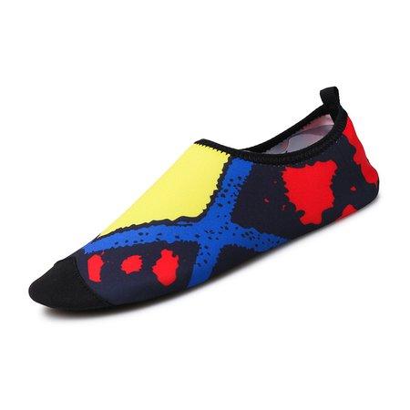 Waterproof Athletic Flat Heel Cloth All Season Shoes