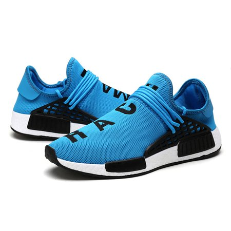 Breathable Hollow-out Flat Heel Cloth Sneakers