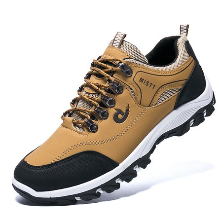 Sport Breathable Lace-up Sneakers