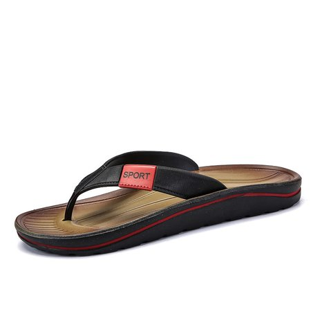 Flip Flops Flat Heel Daily Slippers