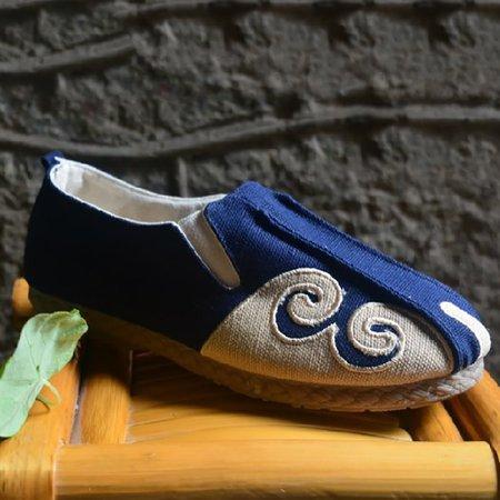 Flat Heel Casual Cloth Shoes