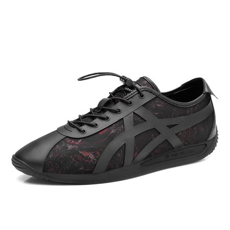 Cortez Athletic Flat Heel All Season Lace-up Sneakers