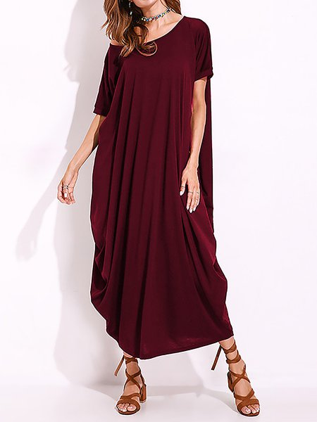 Women Casual Dress Swing Date Sleeveless Paneled Dress