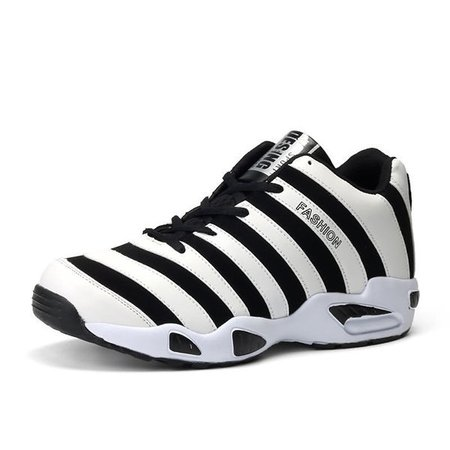 Men Slip Resistant Anti-collision Trainers Sport Running Basketball Sneakers
