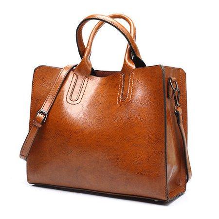 Ladies Evening Handbag Square PU Shoulder Crossbody Bag