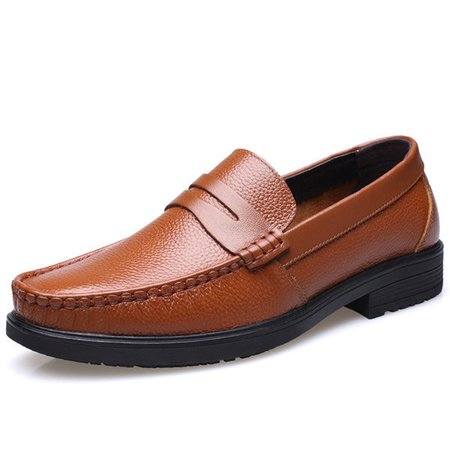 Men Classic Slip Ons Casual Loafers