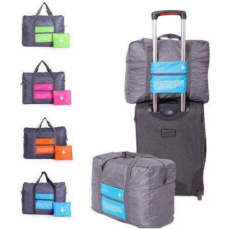High Capacity Nylon Folding Travel Storage Bag