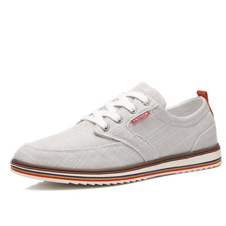 Flat Heel Lace-up Spring/Fall Casual Shoes