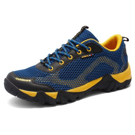 Men Breathable Outdoor Climbing Shoes