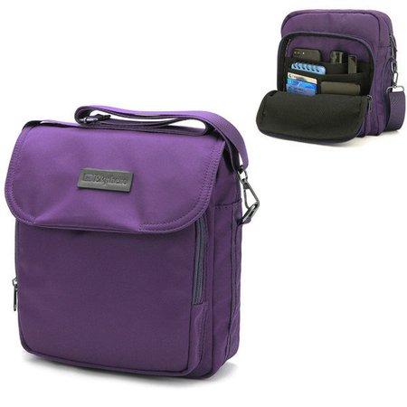 Waterproof Nylon Light Multi-pockets Crossbody Bag For Women Men