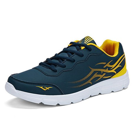Men Breathable Running Sneakers