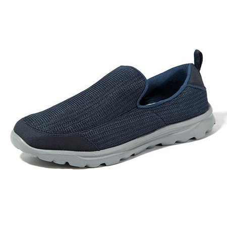 Breathable Mesh Slip On Casual Sneakers