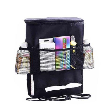 Outdoor Multi Functional Car Seat Storage Bag Oxford Heat Fresh Retaining