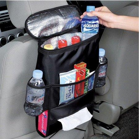 Outdoor Multi-functional Car Seat Storage Bag Oxford Heat Fresh Retaining Bag